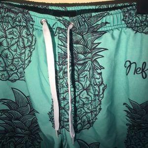 Neff Swim - Like new Neff Board Shorts